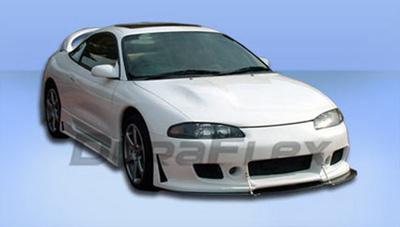 Image on Mitsubishi Eclipse Gsx Body Kit